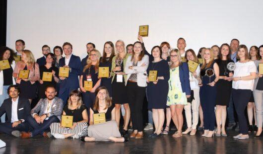 Nagrody za najlepsze projekty EB rozdane!