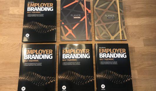 """(Nie taka znowu krótka) historia powstania książki """"Employer branding bez tajemnic""""…"""