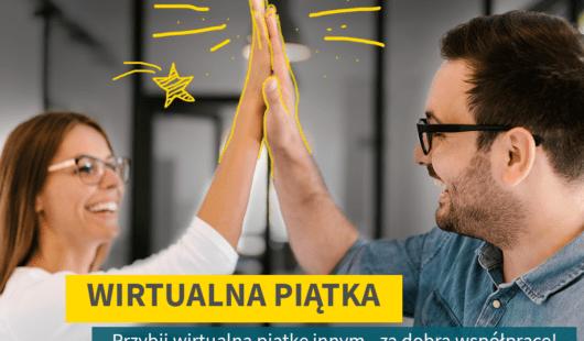 Wirtualna piątka, czyli sposób Avivy na wirtualne docenianie