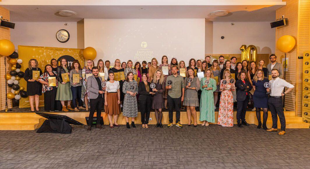 Wyniki konkursu Employer Branding Excellence Awards 2021